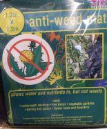 1.2M X 1.2M ANTI WEED MAT